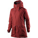 Houdini Spheric Parka Women Rebel Red